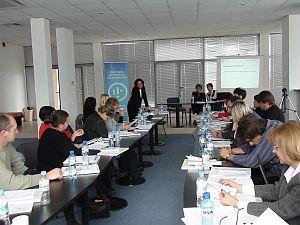 Работна среща с координаторите от журналистическата мрежа в страната
