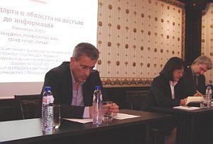 Кметът на Пазарджик, Тодор Попов, открива общественото обсъждане